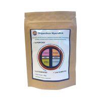 Organikus Nyerserő csokigolyó (100g)
