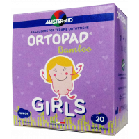 Ortopad Junior szemtakaró girls (Pingvin Product)
