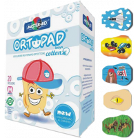 Ortopad Junior szemtakaró boys (Pingvin Product)