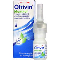 Otrivin Rapid Menthol 1 mg/ml adagoló oldatos orrspray