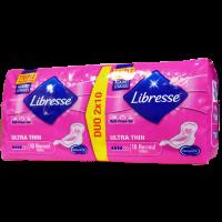Libresse Ultra Normal vékony, szárnyas egészségügyi betét (Pingvin Product)