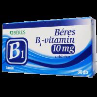 Béres B1 vitamin 10 mg tabletta (Pingvin Product)