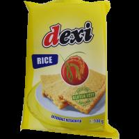 Dexi extrudált rizskenyér (Pingvin Product)