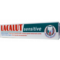 Lacalut fogkrém Sensitive (Pingvin Product)