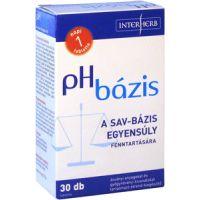 PH bázis sav-bázis egyensúly fenntartó tabletta