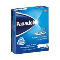 Panadol Rapid 500 mg filmtabletta