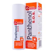 Panthenol 10% SOS spray PAMEX