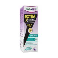 Paranit Extra Strong fejtetű kezelő sampon