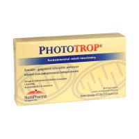 Phototrop lágy kapszula speciális élelmiszer