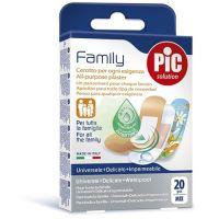 Pic Family sebtapasz antibakteriális