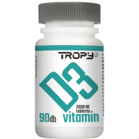 Tropy D3 vitamin 2000NE tabletta