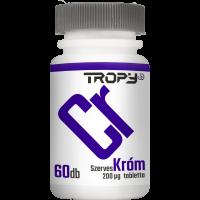 Tropy Szerves Króm 200 mcg tabletta