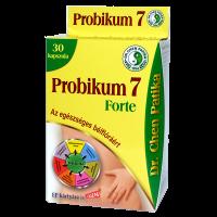 Probikum 7 Forte tápszer kapszula DR.CHEN (Pingvin Product)