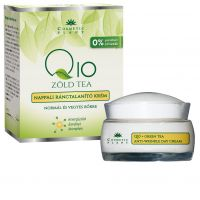Cosmetic Plant Q10+Zöld tea nappali arckrém