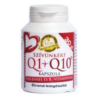 Q1 és Q10 Szelén B1 kapszula CELSUS