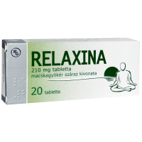 Relaxina 210 mg tabletta (Pingvin Product)