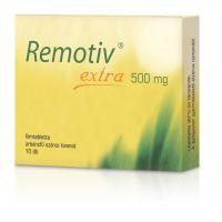 Remotiv extra  500 mg filmtabletta
