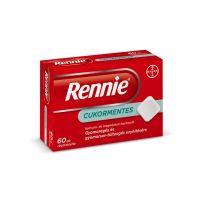 Rennie cukormentes rágótabletta (60db)