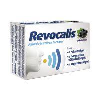 Revocalis szopogató tabl. Feketeribizli (12db)