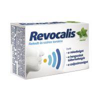 Revocalis szopogató tabletta Mentol (12db)