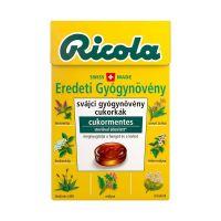 Ricola Original Herb cukormentes cukorka (Pingvin Product)