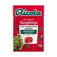Ricola Cranberry cukormentes cukorka (Pingvin Product)