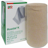 Rosidal kompressziós pólya 5mx10cm (Pingvin Product)