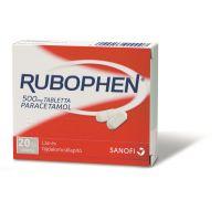 Rubophen 500 mg tabletta