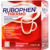 Rubophen Thermo 650mg/10mg gran.bels.o-hoz cseresz (Pingvin Product)