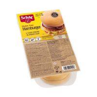 Schar gluténmentes hamburger zsemlék