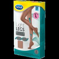 Scholl Light Legs harisnya 20DEN L testszínű (Pingvin Product)