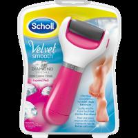 Scholl Velvet talpreszelő elektromos pink