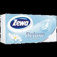 Papírzsebkendő Zewa Deluxe Sensitive (Pingvin Product)