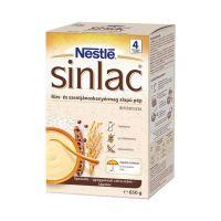 Sinlac Rizs és Szentjánoskenyérmag alapú pép (650g )