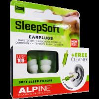 Füldugó ALPINE Sleepsoft Minigrip füldugó szűrővel - 1pár