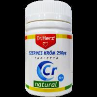 Dr.Herz Szerves króm pikolinát kapszula (Pingvin Product)