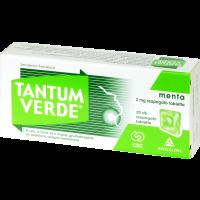 Tantum Verde menta 3mg szopogató tabletta (Tantum V.paszt.)