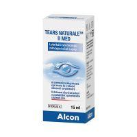 Tears Naturale II Med  lubrikáló szemcsepp
