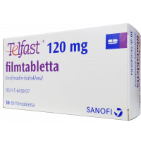 Telfast 120 mg filmtabletta (Pingvin Product)