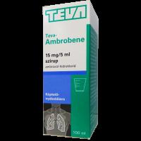 Teva-Ambrobene 15 mg/5 ml szirup (régi nevén Ambroben (Pingvin Product)