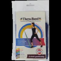 Thera-Band gumiszalag kék extra erős 1,5m (Pingvin Product)