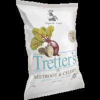 Tretter's gluténm. zöldség chips tengeri sós (Pingvin Product)