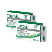 Tricovel Biogenina 10 mg tabletta DUO (2x30x)