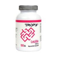 Tropy Lecitin 1200 mg lágyzselatin kapszula
