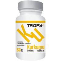 Tropy Kurkuma 500 mg tabletta (Pingvin Product)