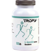 Tropy L-karnitin 500mg filmtabletta (Pingvin Product)