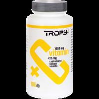 Tropy C-vitamin 1000 mg+25 mg Csipkebogyó kivonat tabletta