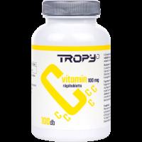 Tropy C-vitamin 100 mg rágótabletta (Pingvin Product)