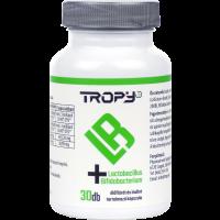 Tropy Lactobacillus+bifidobacterium kapszula (Pingvin Product)