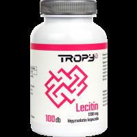 Tropy Lecitin 1200 mg lágyzselatin kapszula (100db)